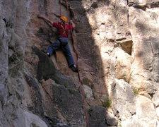 Rock Climbing Photo: Paperboy