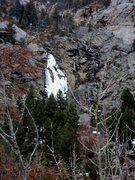 Rock Climbing Photo: Jaws.