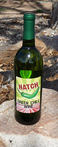 Rock Climbing Photo: New Mexican Wine - Green Chile