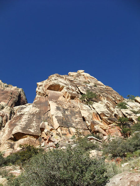 Rock Climbing Photo: Ramen Pride Cliff