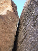 """Rock Climbing Photo: the """"approach pitch"""""""