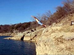 Rock Climbing Photo: Swimming in the Pedernales River at Reimer's Ranch...