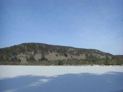 Rock Climbing Photo: East Bluff.