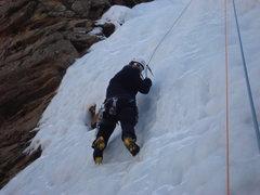 Rock Climbing Photo: HG