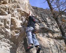 Rock Climbing Photo: Classic climb
