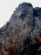 Rock Climbing Photo: Khoa Kum, Koh Yao Noi