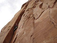 Rock Climbing Photo: The North Face....