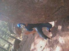 Rock Climbing Photo: hey