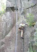 Rock Climbing Photo: Sentinel