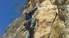 Rock Climbing Photo: Wehrmacht Stable
