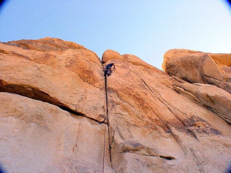 Rock Climbing Photo: Choss pile