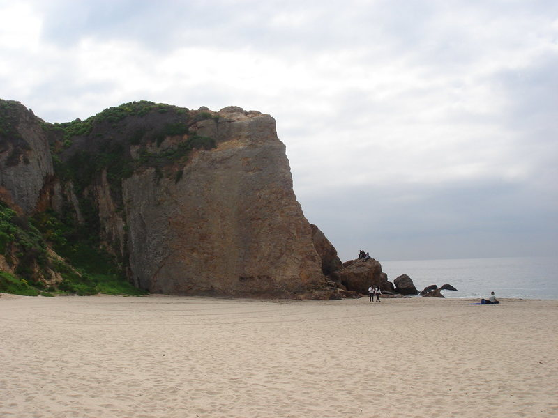 Point Dume, CA.
