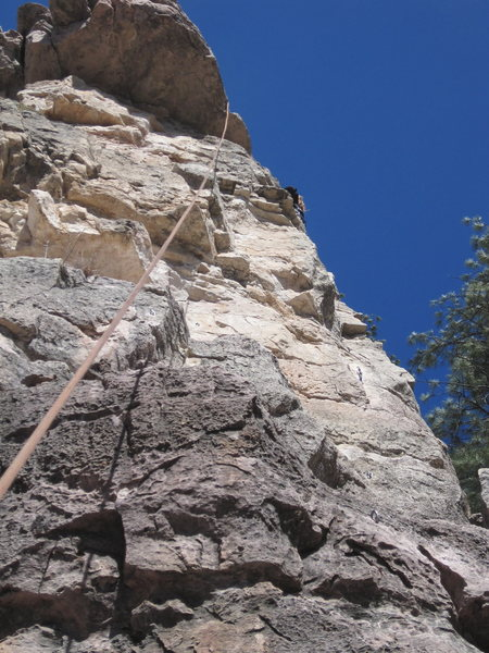 Rock Climbing Photo: rocksnropes