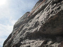 Rock Climbing Photo: limestone is really awsome