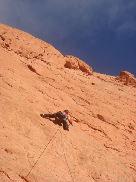 Rock Climbing Photo: What a great climb!