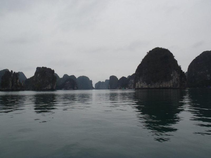Climbing in Vietnam