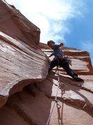 Rock Climbing Photo: N Face Castleton
