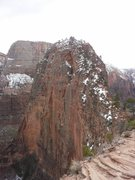 Rock Climbing Photo: the last stretch of the tourist trail or the walk ...
