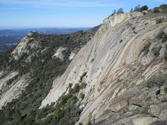 Rock Climbing Photo: side shot