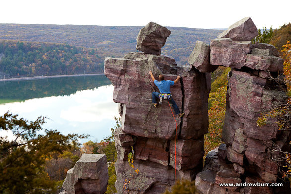 Rock Climbing Photo: Photo by Andrew Burr.