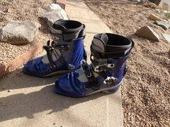 Rock Climbing Photo: Tele Boots 1