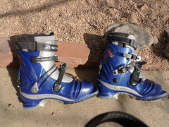 Rock Climbing Photo: Tele Boots 2