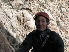 Rock Climbing Photo: Starting to look a bit old, don't you think? At th...