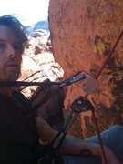 Rock Climbing Photo: Solo rig.