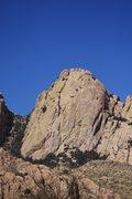 Rock Climbing Photo: Cochise Strong Hold SheepsHead