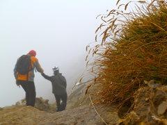 Rock Climbing Photo: Through the world I safely go.