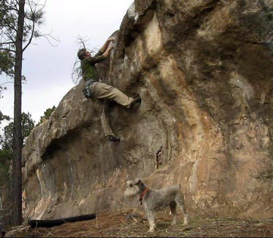 Rock Climbing Photo: Big Fin