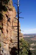 Rock Climbing Photo: Sun King  Emilia Anderson photo