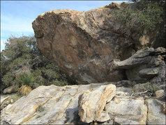 Rock Climbing Photo: 40 Degree Wall. Photo by Blitzo.
