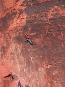 Rock Climbing Photo: Fun little route