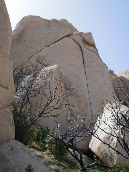 Rock Climbing Photo: The Banjo.