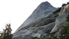 Rock Climbing Photo: View via the descent
