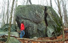 Rock Climbing Photo: other side