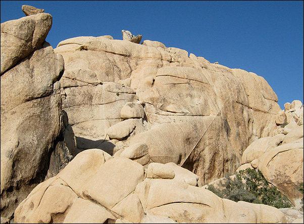 Rock Climbing Photo: Diarrhea Dome. Photo By Blitzo.