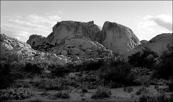 Rock Climbing Photo: Astro Domes and Wonderland Valley. Photo By Blitzo...