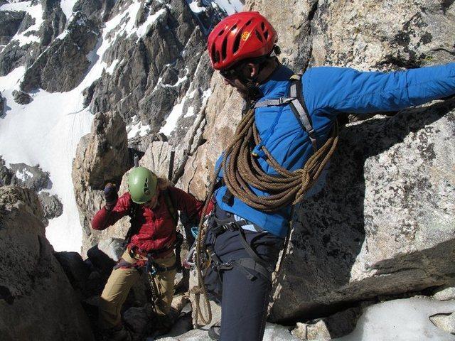 Rock Climbing Photo: GT