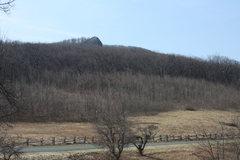 Rock Climbing Photo: Humpback Rock