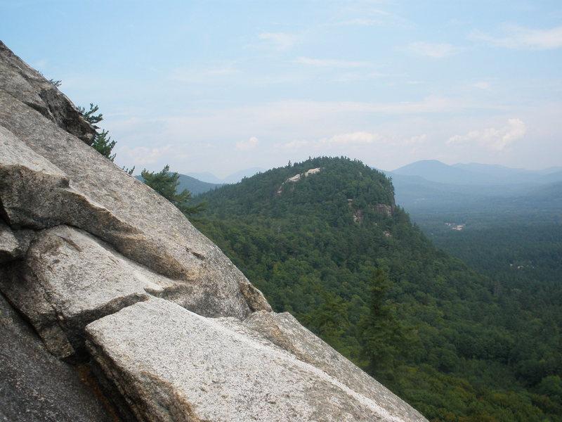Rock Climbing Photo: Whitehorse