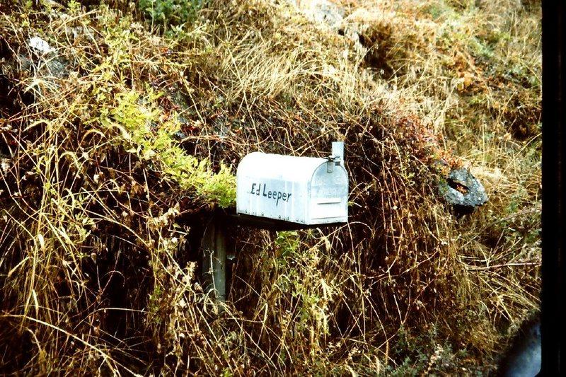 Rock Climbing Photo: Ed Leeper's mailbox Wall Street, Colorado