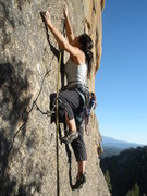 Rock Climbing Photo: Devil's Head