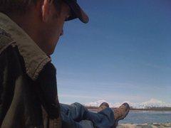 Rock Climbing Photo: Denali