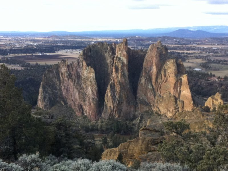 Beautiful Smith Rock State Park - It's great to be in Oregon!