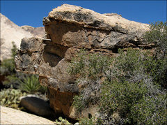 Rock Climbing Photo: V1 Boulder. Photo by Blitzo.