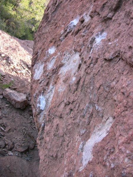 Rock Climbing Photo: Sarkophagus