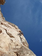 Rock Climbing Photo: Didn't seem Toxxxic at all to me; very enjoyable i...