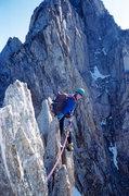 Rock Climbing Photo: Chamonix near the Trient hut.